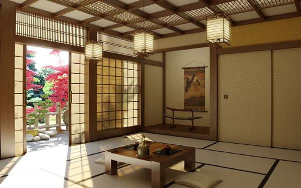 سبک دکوراسیون داخلی ژاپنی