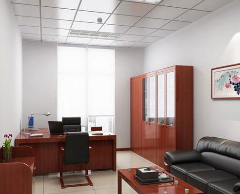 دکوراسیون دفتر کار کوچک